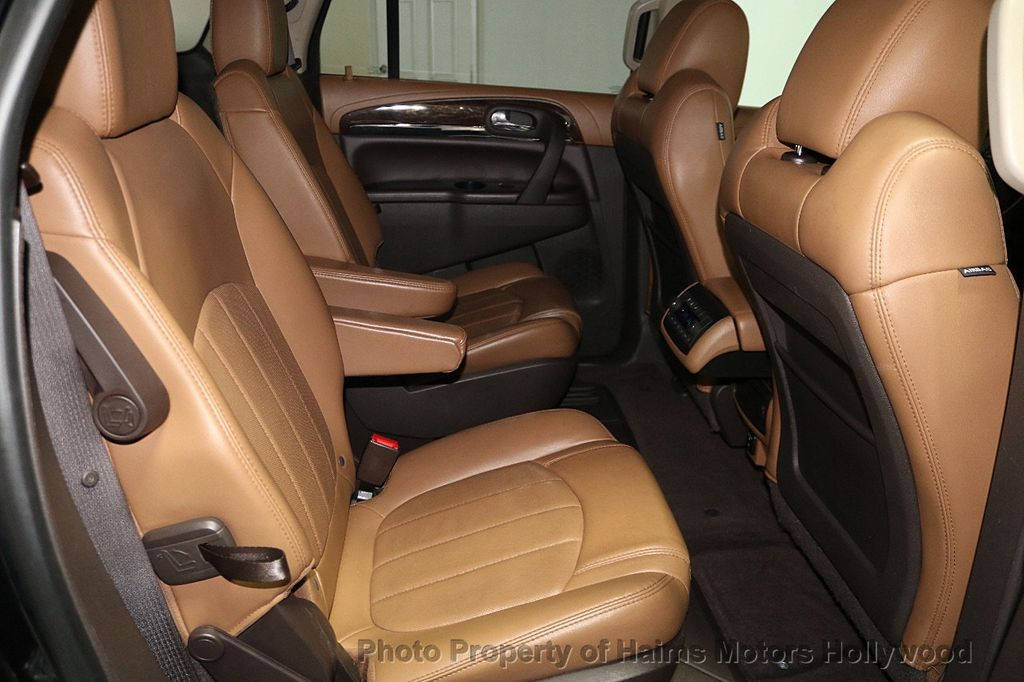 2015 Buick Enclave FWD 4dr Leather - 17875189 - 15