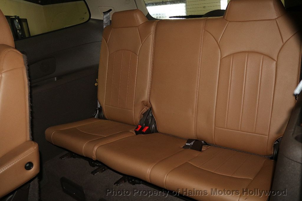 2015 Buick Enclave FWD 4dr Leather - 17875189 - 17