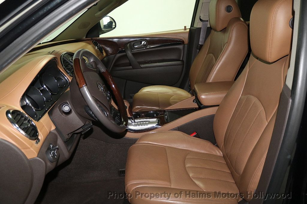 2015 Buick Enclave FWD 4dr Leather - 17875189 - 19