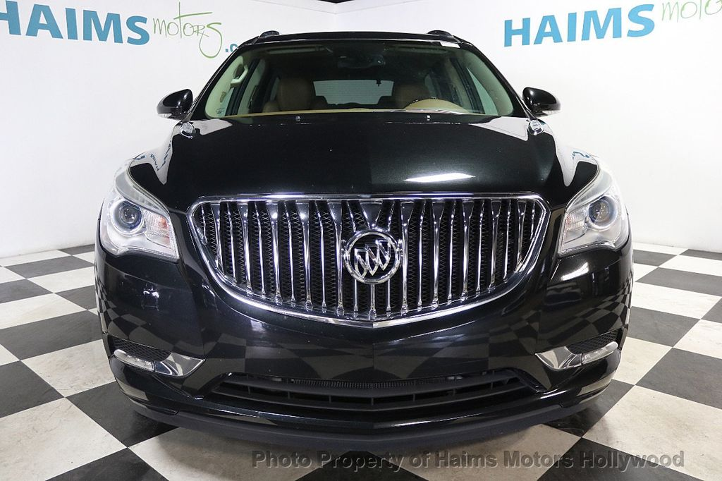 2015 Buick Enclave FWD 4dr Leather - 17875189 - 2