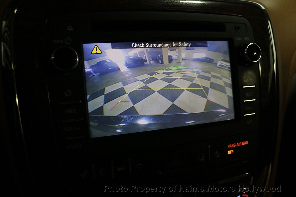 2015 Buick Enclave FWD 4dr Leather - 17875189 - 35