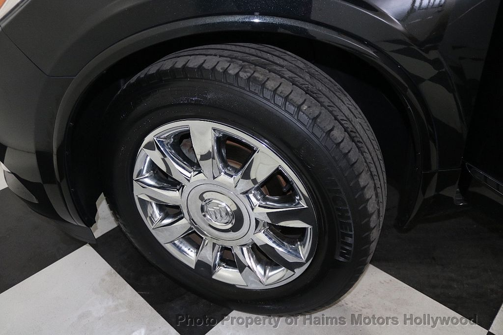 2015 Buick Enclave FWD 4dr Leather - 17875189 - 36