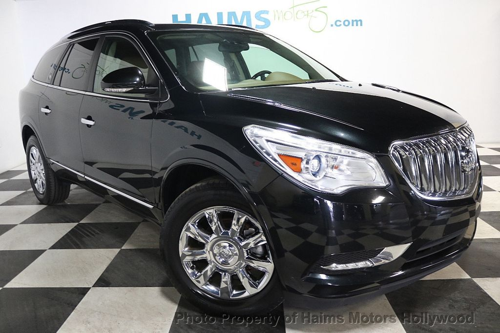 2015 Buick Enclave FWD 4dr Leather - 17875189 - 3