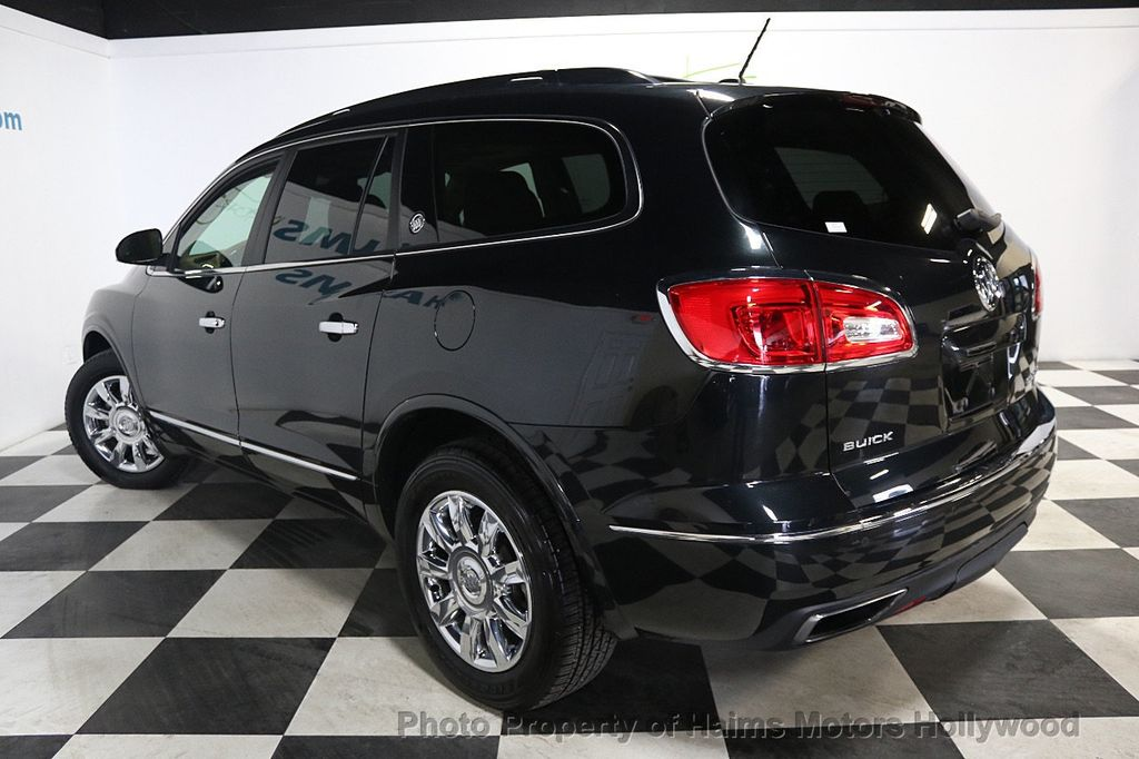 2015 Buick Enclave FWD 4dr Leather - 17875189 - 4