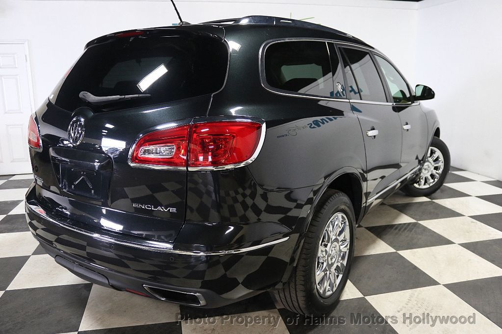 2015 Buick Enclave FWD 4dr Leather - 17875189 - 6