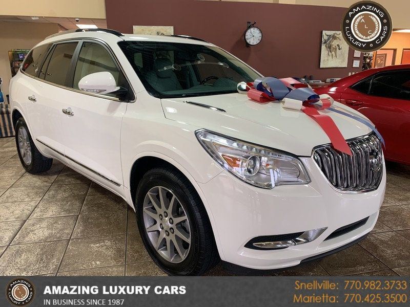 2015 Buick Enclave FWD 4dr Leather - 19417500 - 0
