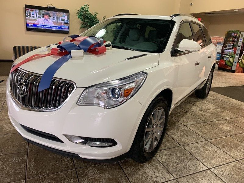 2015 Buick Enclave FWD 4dr Leather - 19417500 - 4