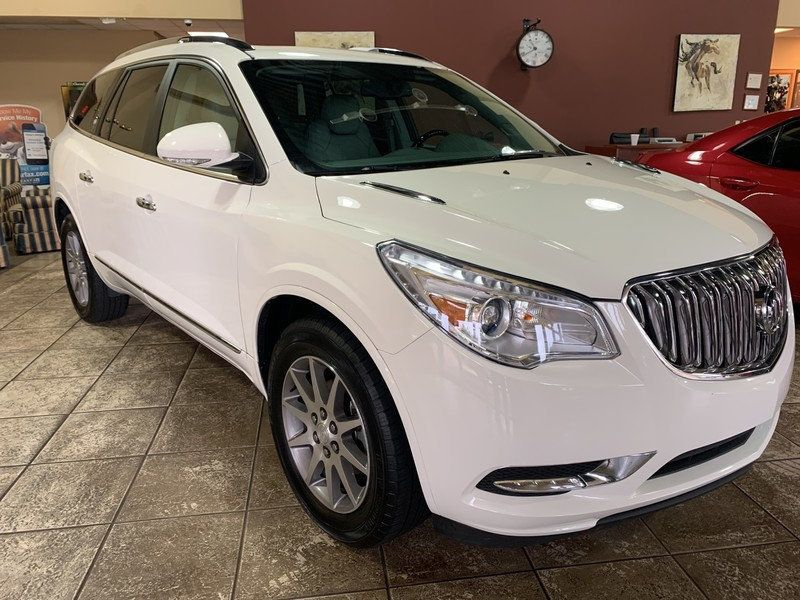 2015 Buick Enclave FWD 4dr Leather - 19417500 - 57