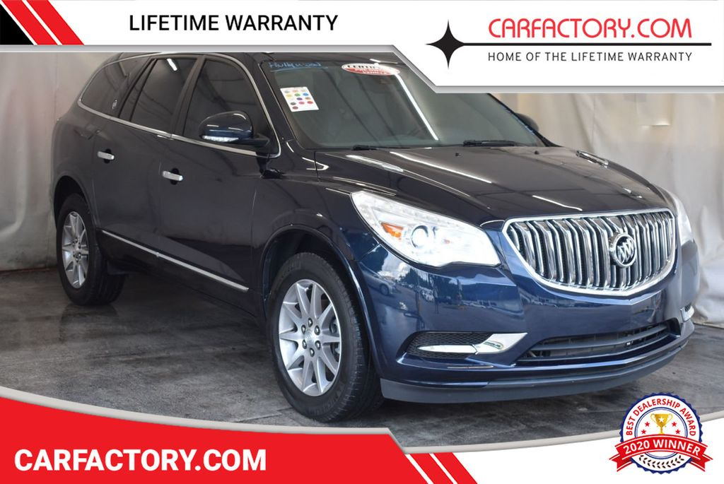 2015 Buick Enclave FWD 4dr Leather - 18061084 - 0