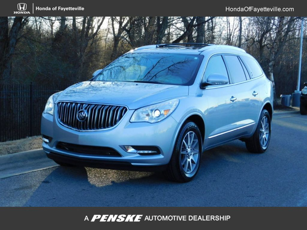 2015 Buick Enclave FWD 4dr Leather - 17234347 - 0