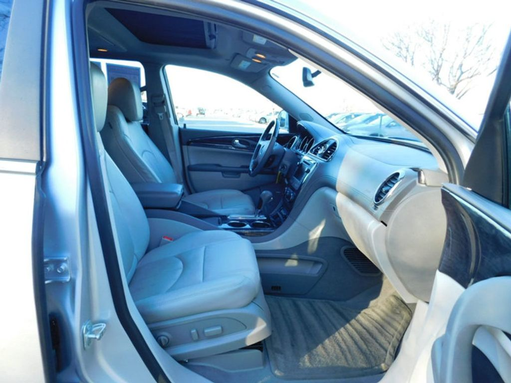 2015 Buick Enclave FWD 4dr Leather - 17234347 - 10