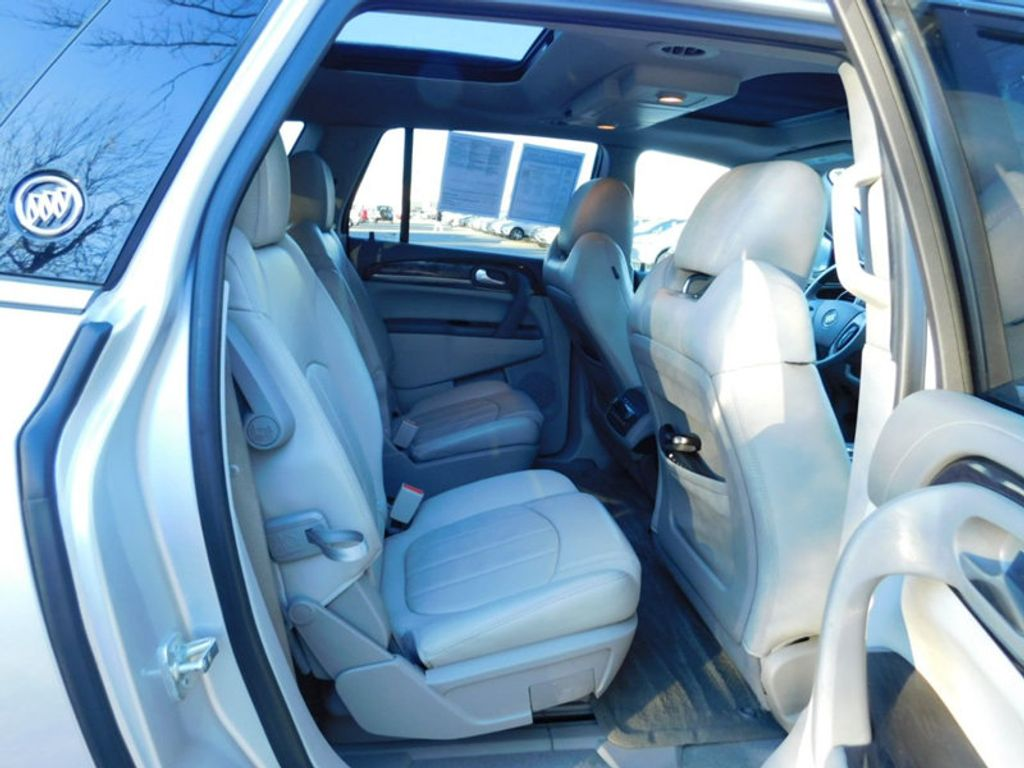 2015 Buick Enclave FWD 4dr Leather - 17234347 - 11