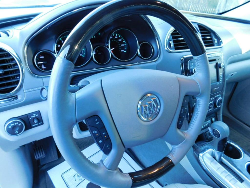 2015 Buick Enclave FWD 4dr Leather - 17234347 - 22