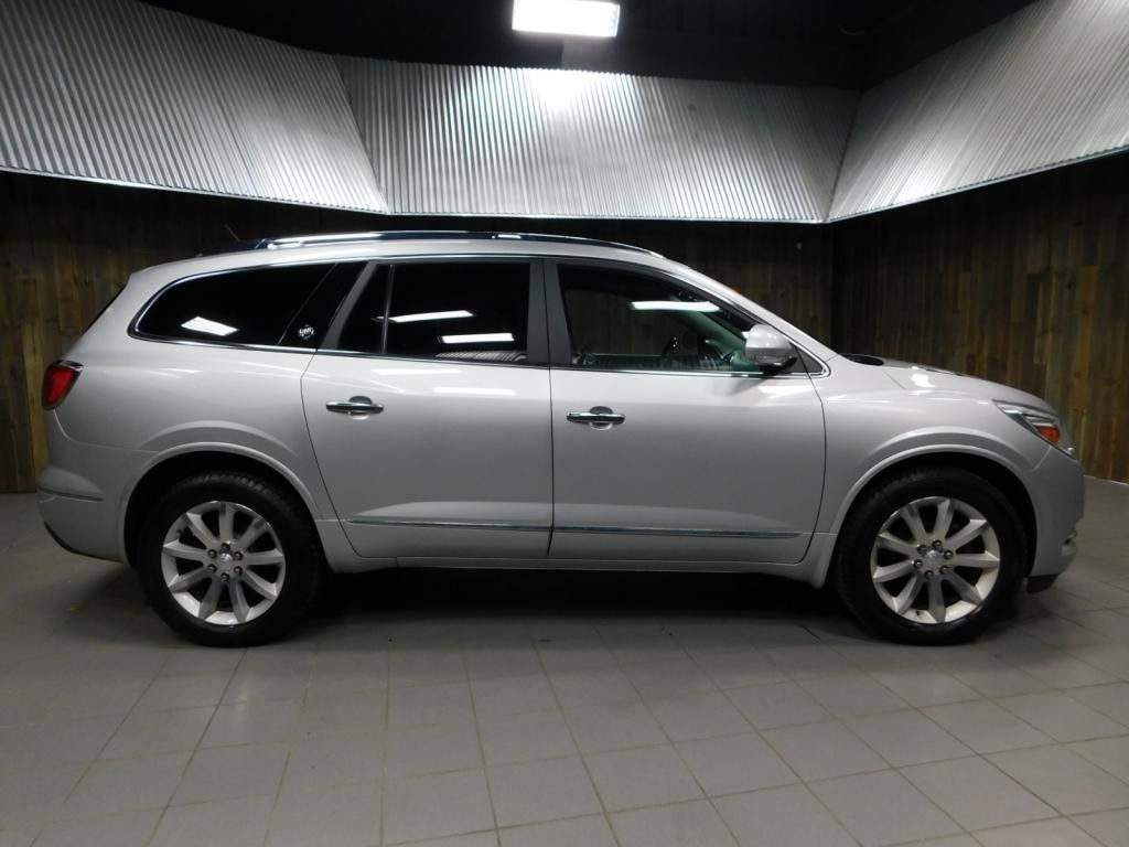 2015 Buick Enclave Premium AWD - LEATHER - MOON - NAV - 17726227 - 0