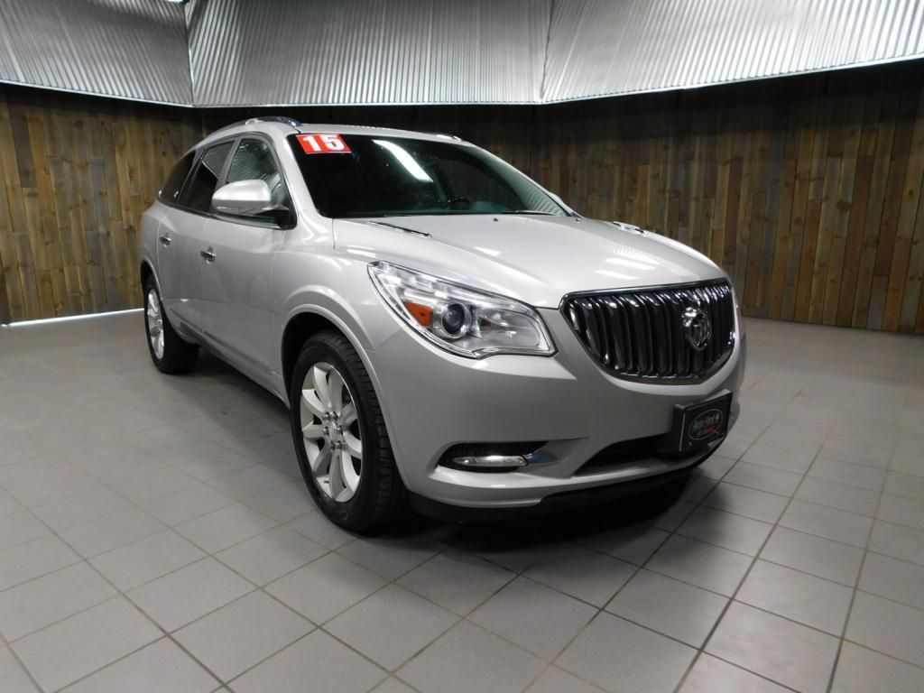 2015 Buick Enclave Premium AWD - LEATHER - MOON - NAV - 17726227 - 1