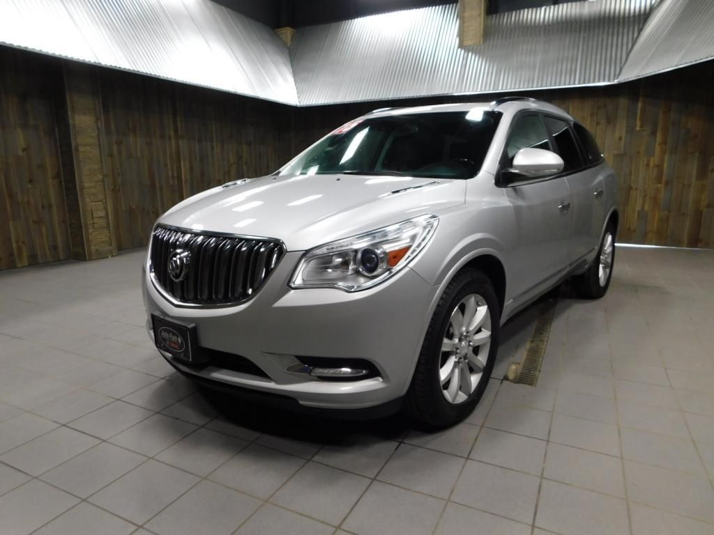 2015 Buick Enclave Premium AWD - LEATHER - MOON - NAV - 17726227 - 3