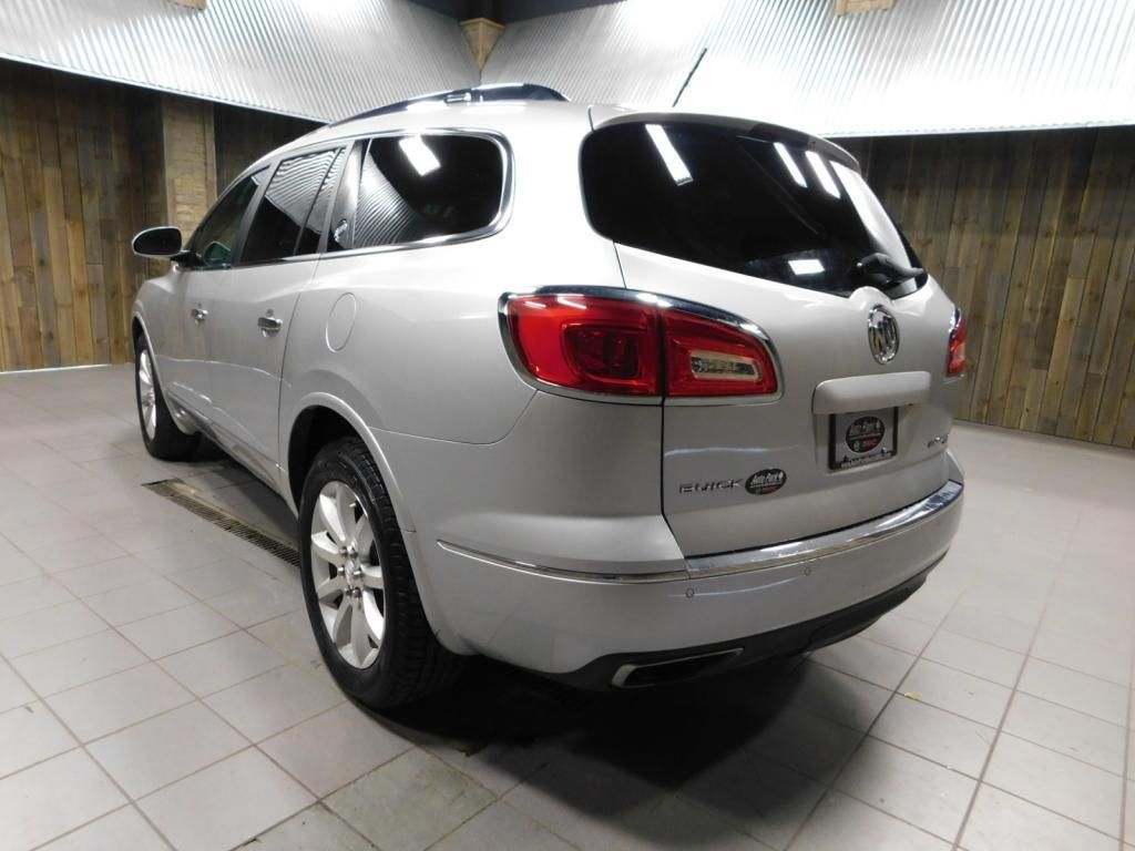 2015 Buick Enclave Premium AWD - LEATHER - MOON - NAV - 17726227 - 5