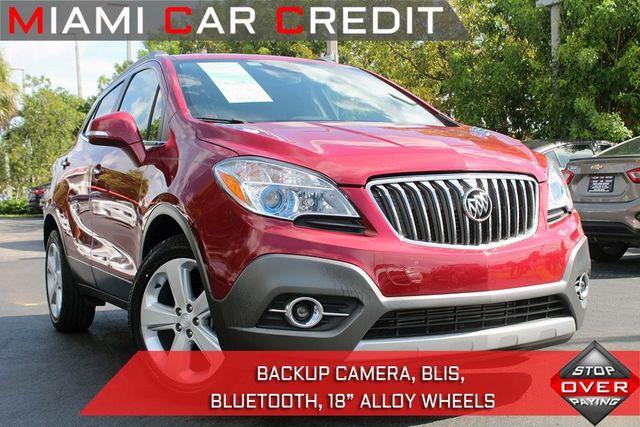 2015 Buick Encore Convenience >> 2015 Used Buick Encore Convenience At Miami Car Credit Llc Serving Miami Dade And Broward Fl Iid 19294541