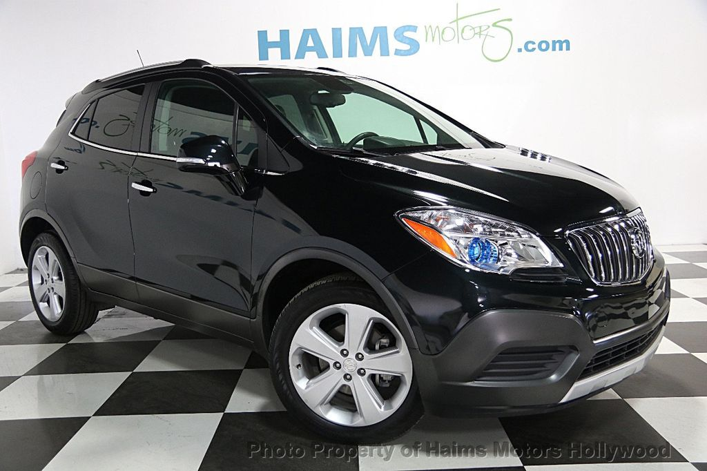 2015 used buick encore fwd 4dr at haims motors serving fort lauderdale hollywood miami fl. Black Bedroom Furniture Sets. Home Design Ideas