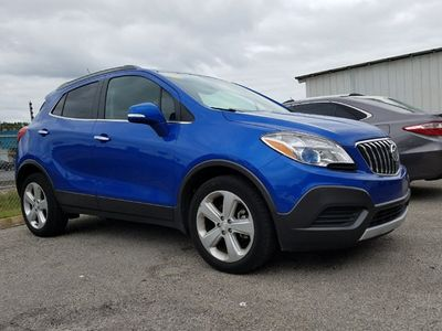 2015 Buick Encore FWD 4dr - Click to see full-size photo viewer