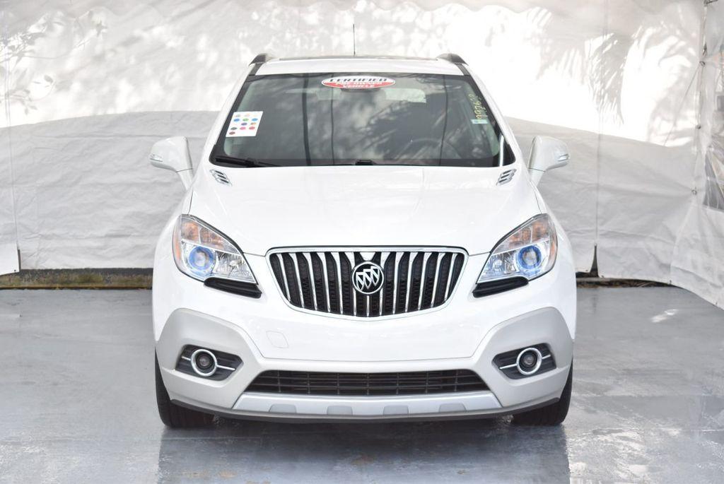 2015 Buick Encore FWD 4dr Convenience - 18336094 - 3