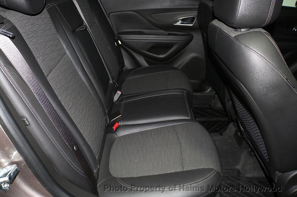2015 Buick Encore FWD 4dr Convenience - 17975159 - 13