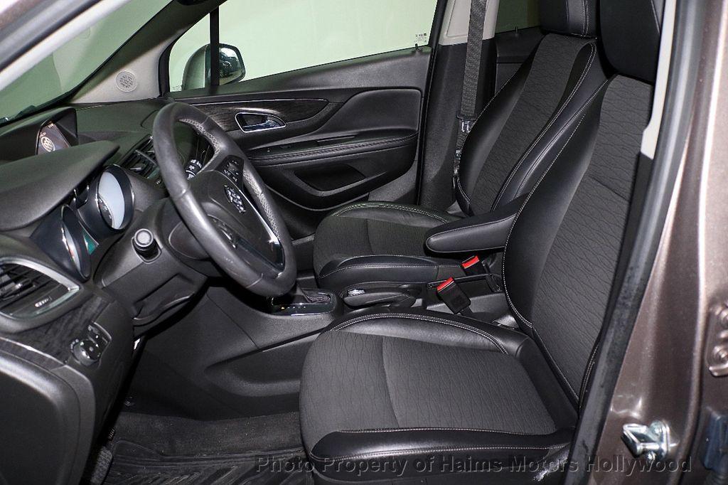 2015 Buick Encore FWD 4dr Convenience - 17975159 - 15