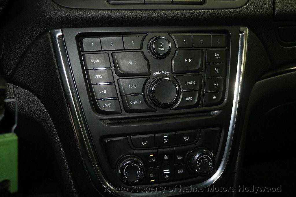 2015 Buick Encore FWD 4dr Convenience - 17975159 - 18