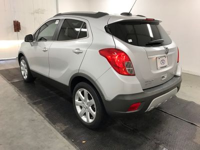 2015 Buick Encore FWD 4dr Leather SUV - Click to see full-size photo viewer