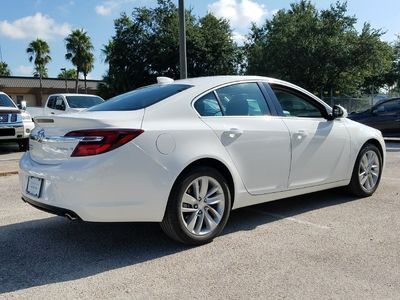 2015 Buick Regal 4dr Sedan Turbo FWD - Click to see full-size photo viewer