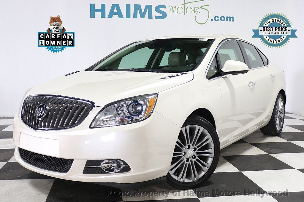 2015 Buick Verano 4dr Sedan Leather Group - 17851838