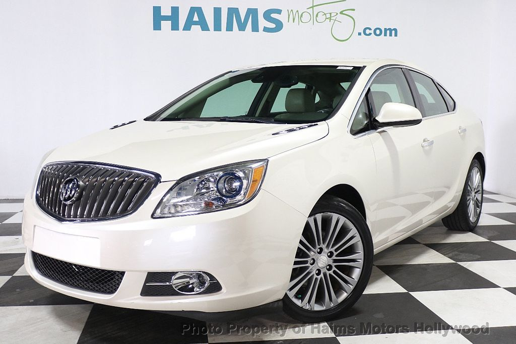 2015 Buick Verano 4dr Sedan Leather Group - 17851838 - 1