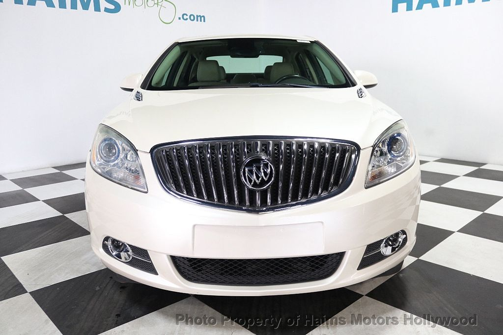 2015 Buick Verano 4dr Sedan Leather Group - 17851838 - 2
