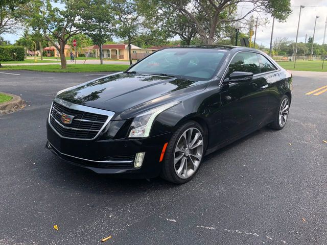 Cadillac Ats Coupe >> 2015 Cadillac Ats Coupe 2dr Coupe 2 0l Performance Rwd Coupe For Sale Hollywood Fl 14 998 Motorcar Com