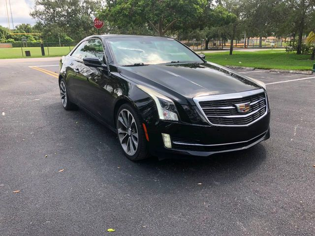 2015 Cadillac ATS Coupe 2dr Coupe 2.0L Performance RWD - Click to see full-size photo viewer