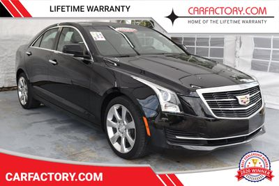 2015 Cadillac ATS Sedan 4dr Sedan 2.0L Luxury RWD