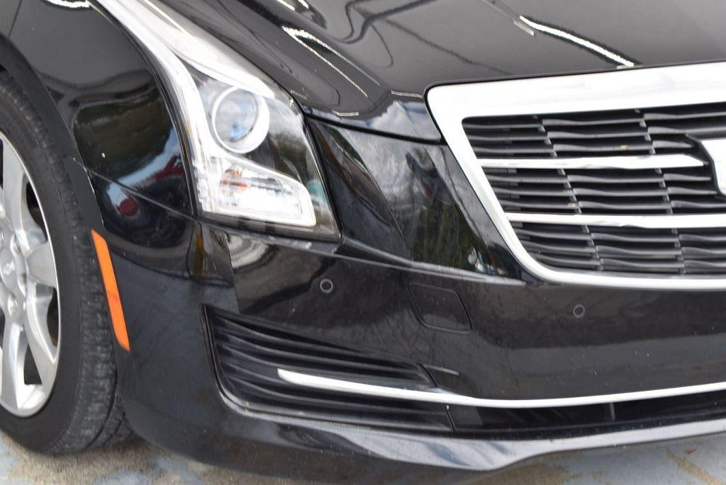 2015 Cadillac ATS Sedan 4dr Sedan 2.0L Luxury RWD - 18423366 - 1