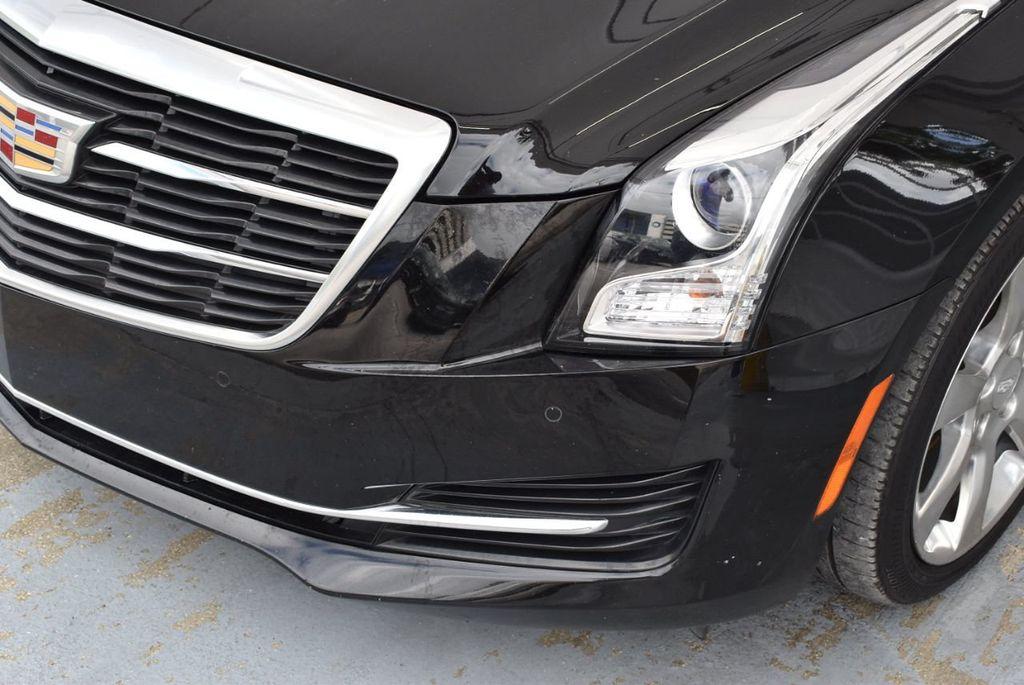 2015 Cadillac ATS Sedan 4dr Sedan 2.0L Luxury RWD - 18423366 - 3