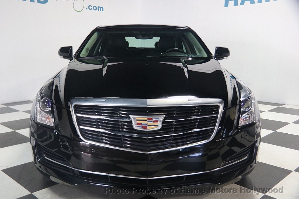 2015 Cadillac ATS Sedan 4dr Sedan 2.5L Luxury RWD - 16653461 - 1