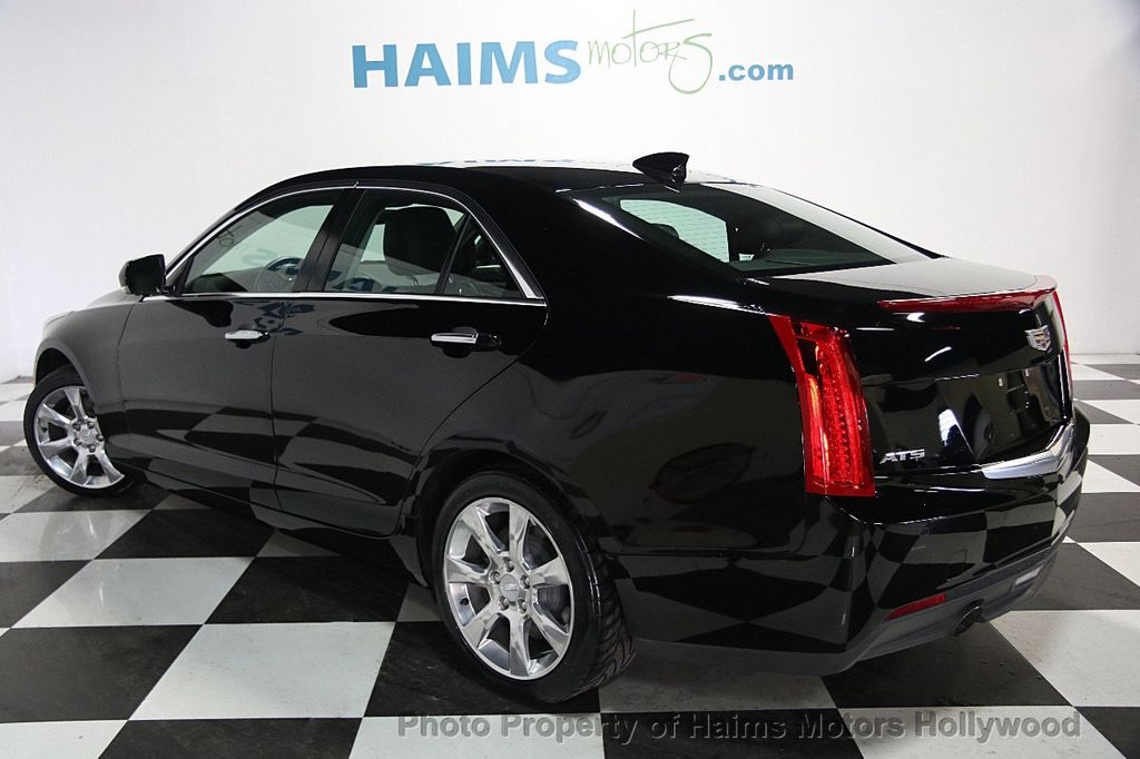 2015 Cadillac ATS Sedan 4dr Sedan 2.5L Luxury RWD - 16653461 - 3