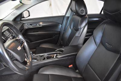 2015 Cadillac ATS Sedan 4dr Sedan 2.5L Standard RWD - Click to see full-size photo viewer