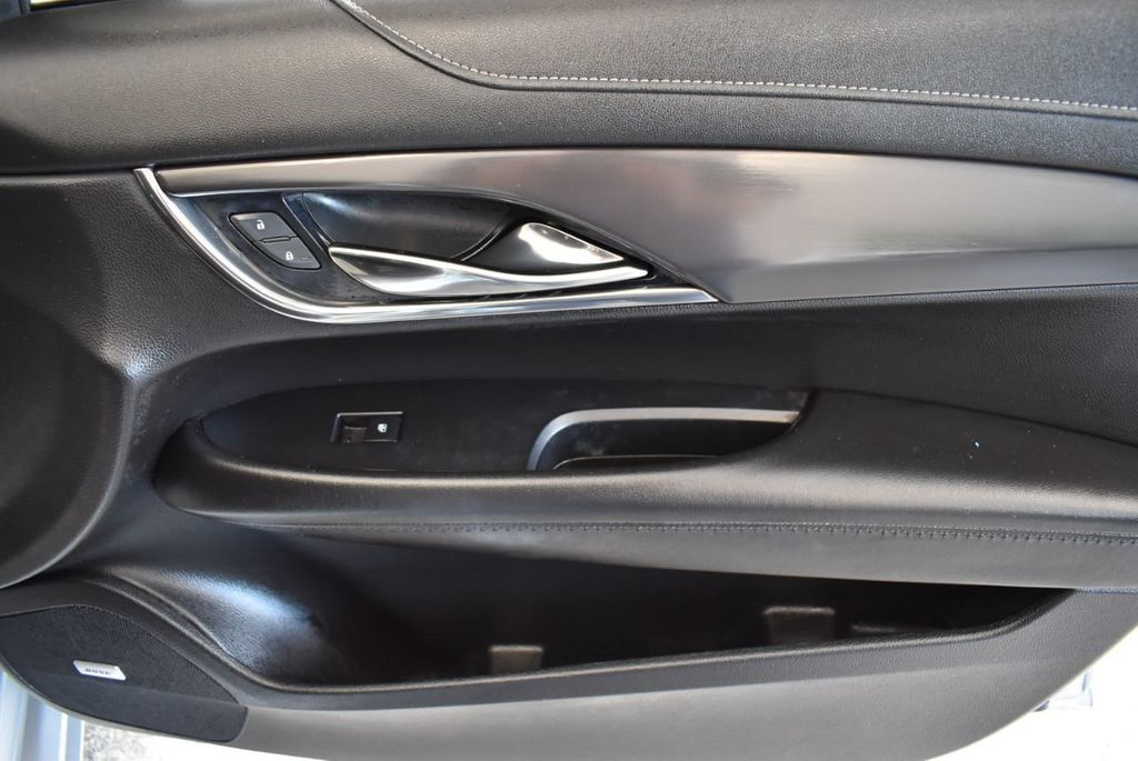 2015 Cadillac ATS Sedan 4dr Sedan 2.5L Standard RWD - 17958514 - 25