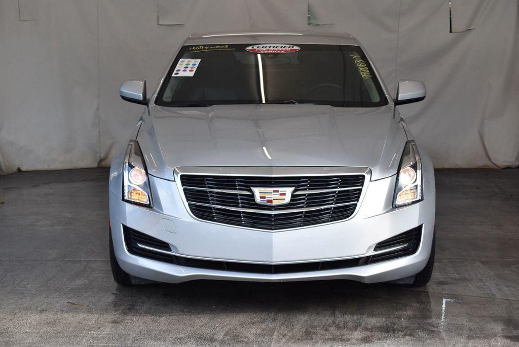2015 Cadillac ATS Sedan 4dr Sedan 2.5L Standard RWD - 17958514 - 3