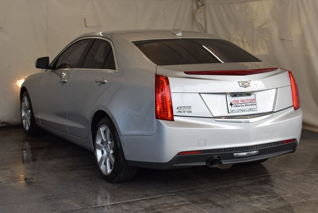 2015 Cadillac ATS Sedan 4dr Sedan 2.5L Standard RWD - 17958514 - 5