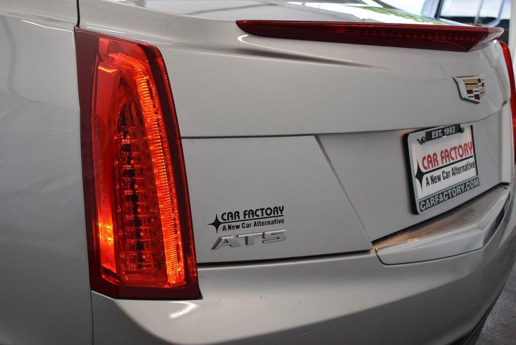 2015 Cadillac ATS Sedan 4dr Sedan 2.5L Standard RWD - 17958514 - 6