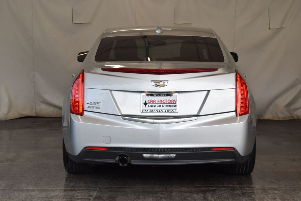 2015 Cadillac ATS Sedan 4dr Sedan 2.5L Standard RWD - 17958514 - 7