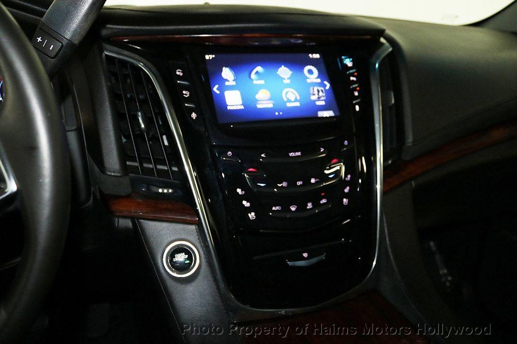 2015 Cadillac Escalade 2WD 4dr Luxury - 18241648 - 22