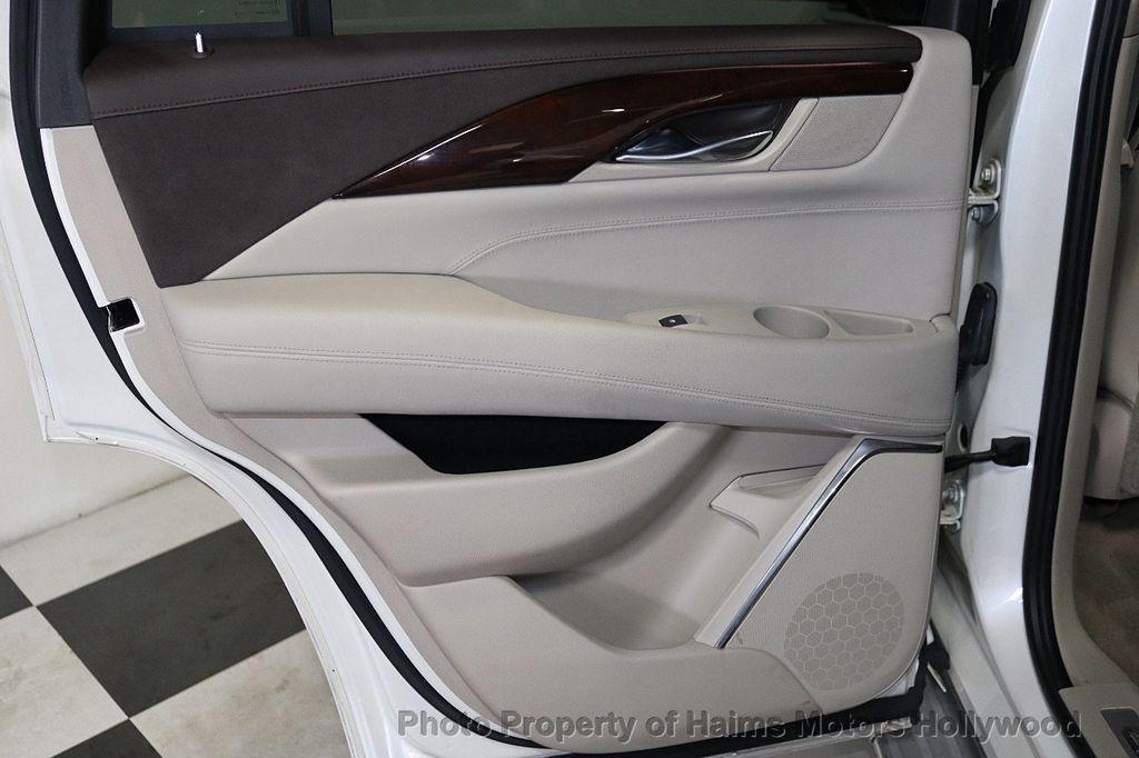 2015 Cadillac Escalade 2WD 4dr Luxury - 18512718 - 11