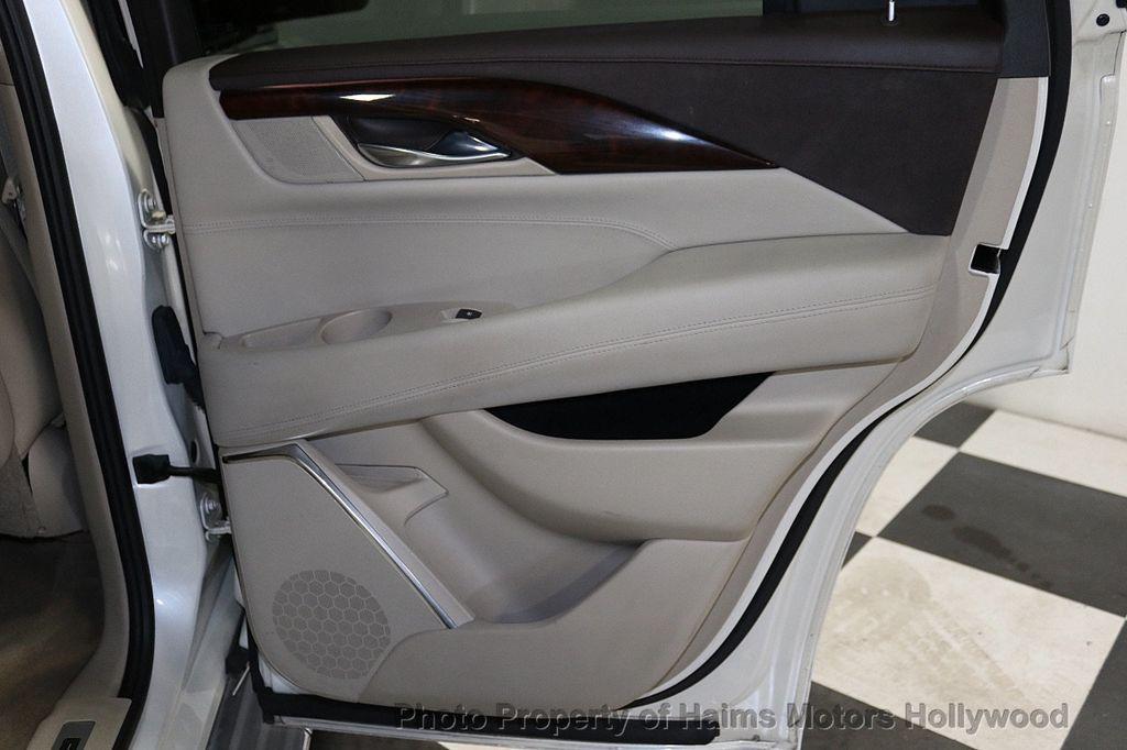 2015 Cadillac Escalade 2WD 4dr Luxury - 18512718 - 12