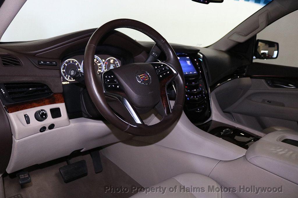 2015 Cadillac Escalade 2WD 4dr Luxury - 18512718 - 21